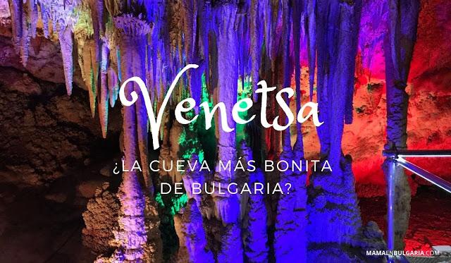 cueva Venetsa Bulgaria