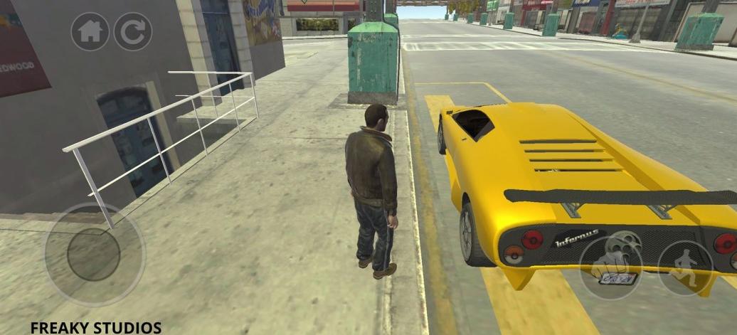 شرح تحميل لعبة GTA IV الأصلية للأندرويد بحجم خرافي شغالة بدون اعلانات   والله مضمونة 100٪