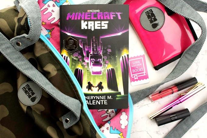 """""""Minecraft. Kres"""" Fantastyka i science fiction w jednym. Dlaczego, musisz ją przeczytać?"""