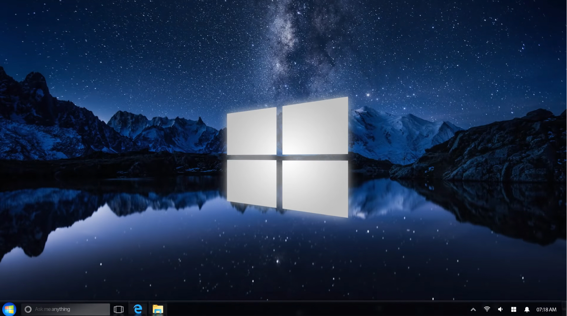 Windows 10: Show file extensions - that's how it works