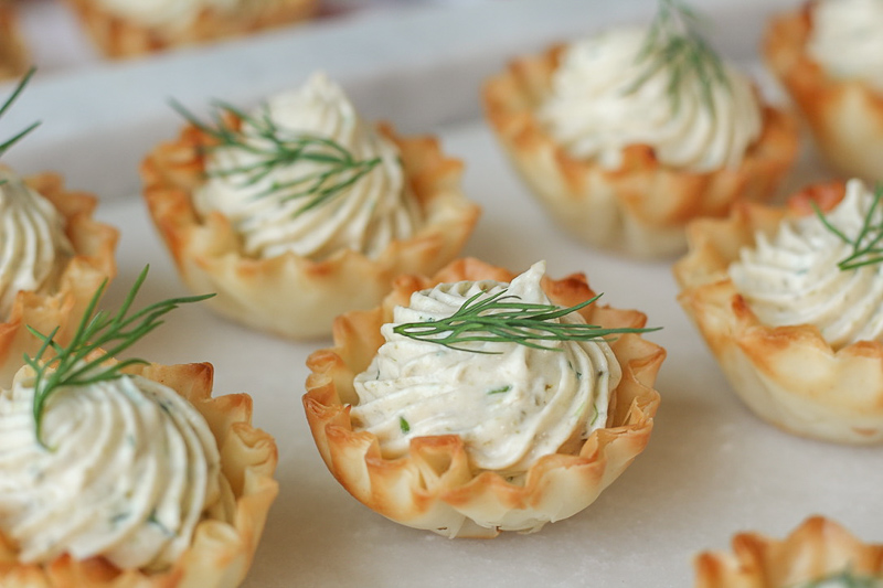 Irresistible Smoked Salmon Appetizers