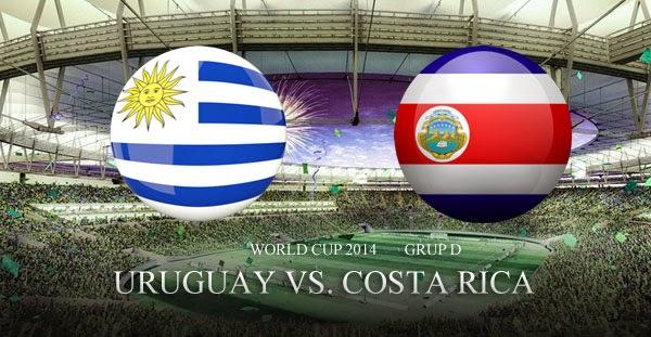Di Lima Pertandingan Terakhir Uruguay Mereka Mencatat Dua Kemenangan