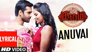 Anuvai Lyrical Video Song __ _Kalam_ __ Srinivasan, Amzadhkhan, Lakshmi Priyaa __ Tamil Songs