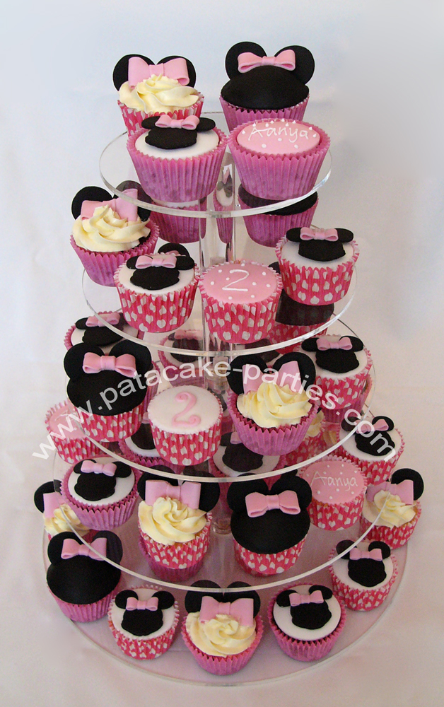 Pat A Cake Parties Minnie Mouse