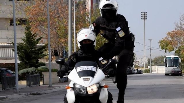 Συλληψη 60χρονου στο Άργος για ναρκωτικά από την Ομάδα Δίκυκλης Αστυνόμευσης Αργολίδας