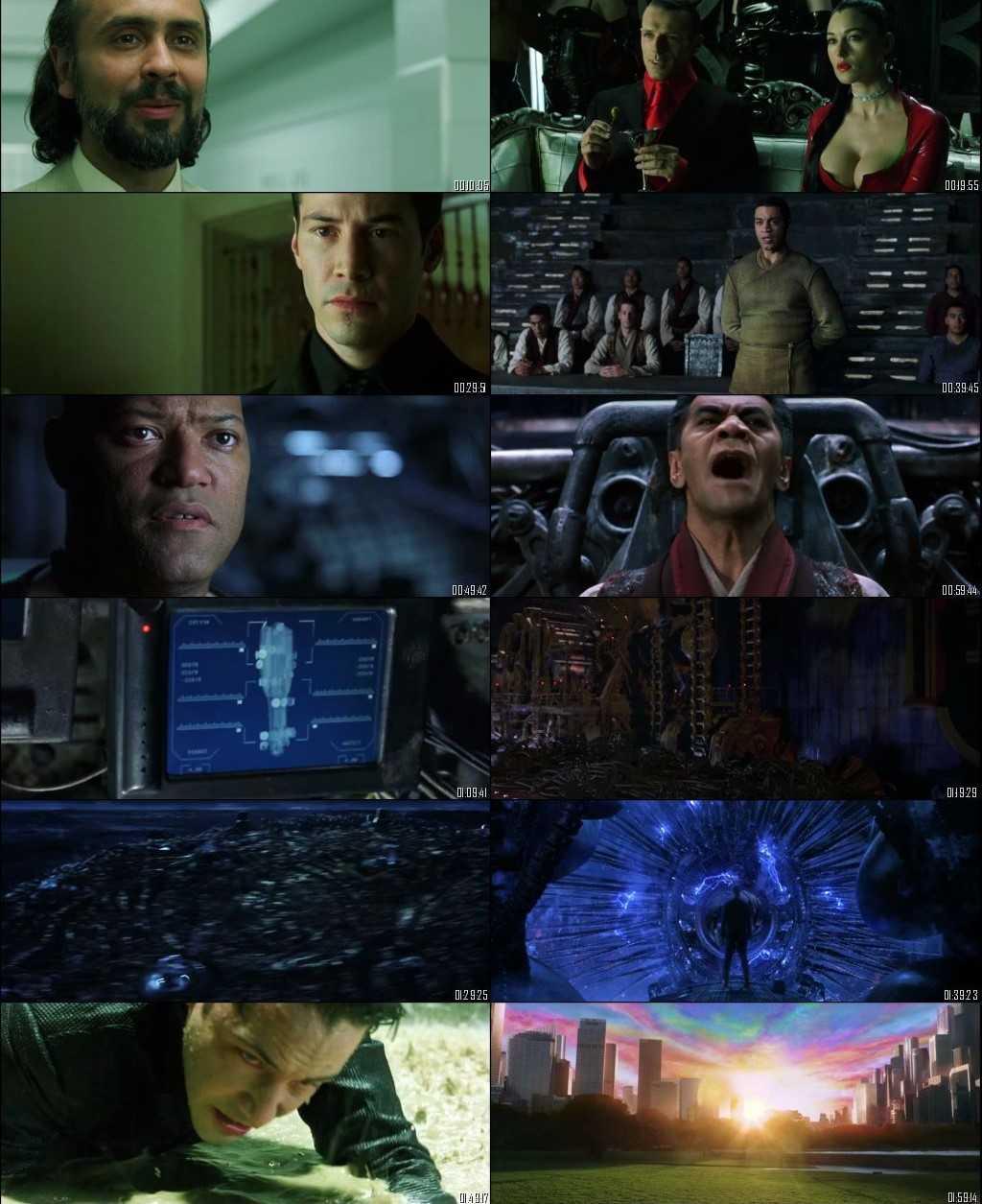 The Matrix Revolutions 2003 Screenshot
