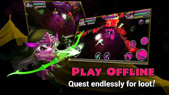 Dungeon Quest Mod Apk Unlimited