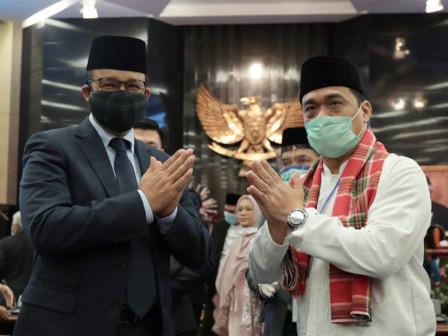 Politisi Gerindra Ahmad Riza Patria Terpilih Sebagai Wagub DKI Jakarta