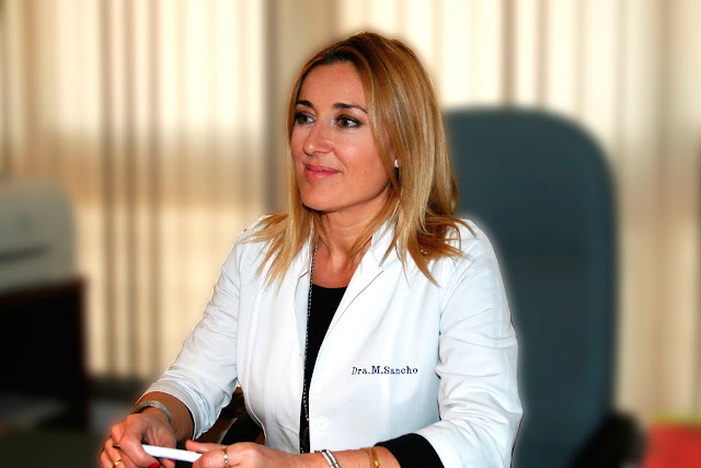 Doctora Mercedes Sancho Pavía. Ginecóloga