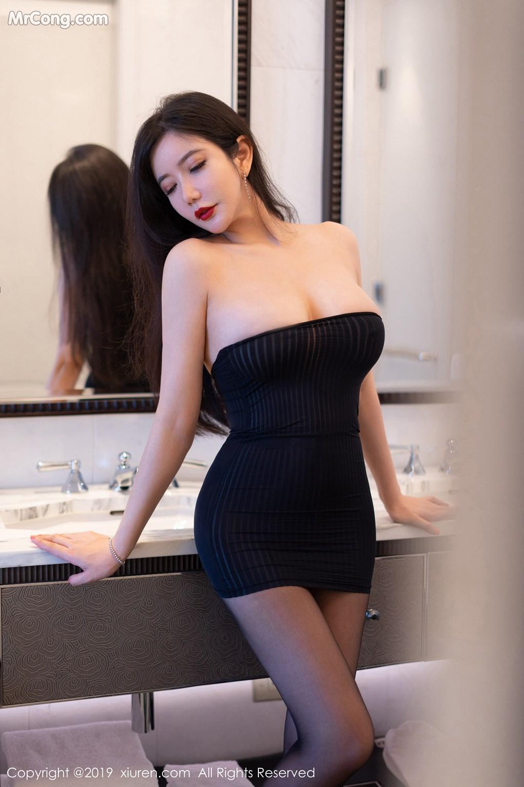 Image XIUREN-No.1721-MrCong.com-004 in post XIUREN No.1721: 心妍小公主 (41 ảnh)