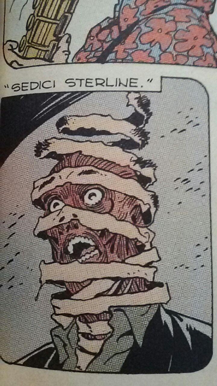 Gli audaci il dylan dog di tiziano sclavi golconda - Magritte uomo allo specchio ...