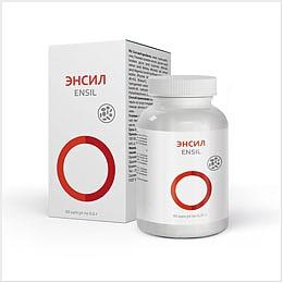 Энсил — витамины, амнокислоты, антиоксиданты