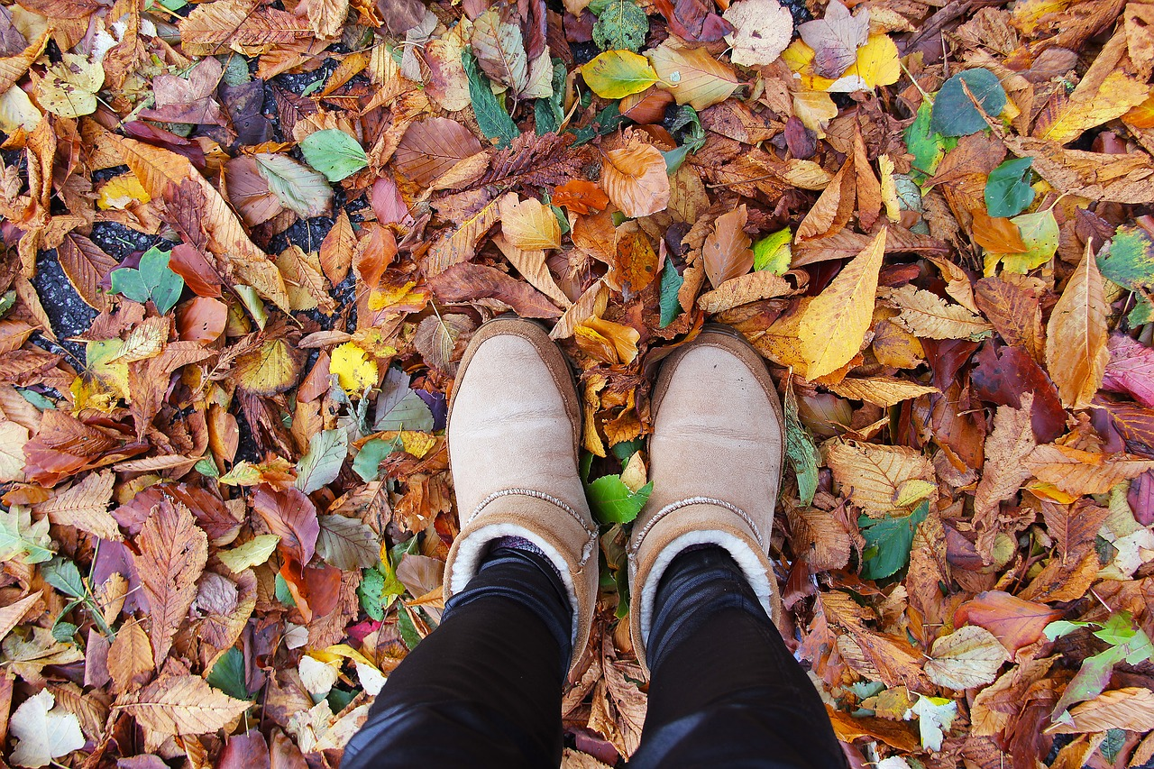 5 Tips to feel good in your shoes in autumn/winter