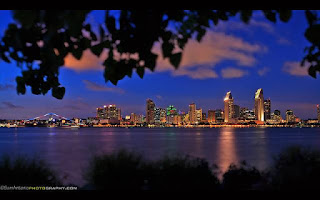 San Diego Skyline Courtesy of  SamAntonio.com