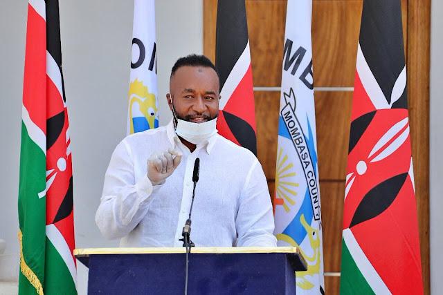 Mombasa Governor Hassan Ali Joho