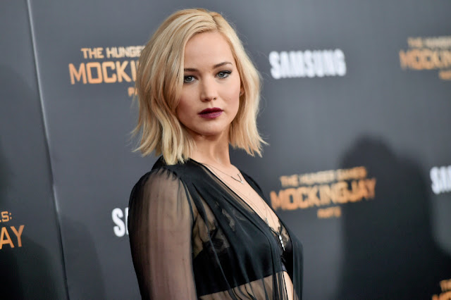Celebridades que siguen viviendo como pobres Jennifer Lawrence