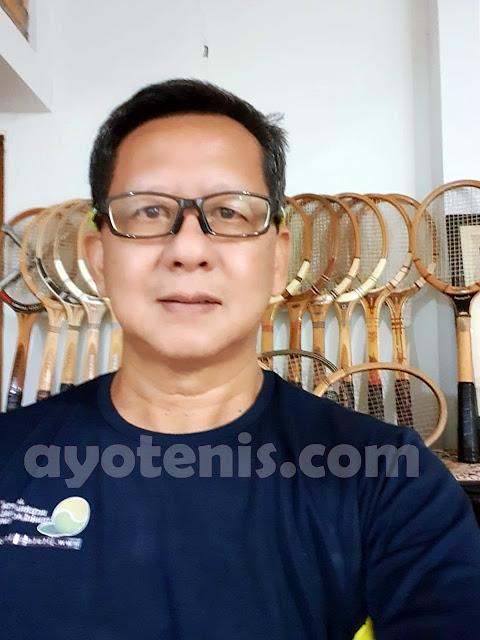 Intip Koleksi Raket Tenis Vintage Milik Bos JITA, Ada yang Berusia Seabad ! (1)