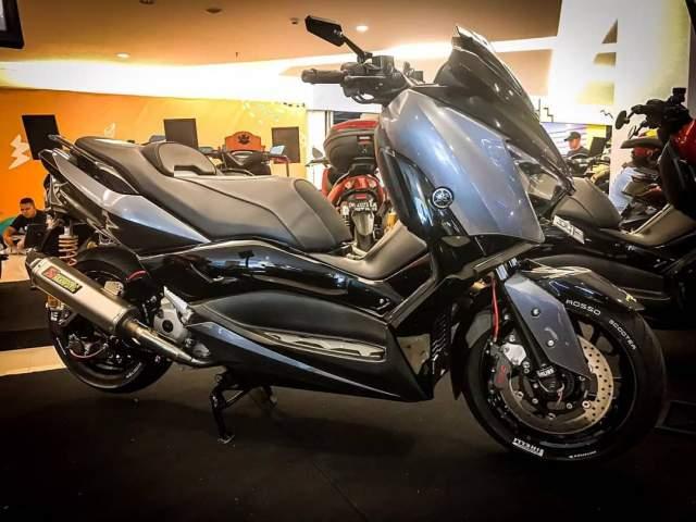 Yamaha XMax 250 Team Teng Bali 3835info