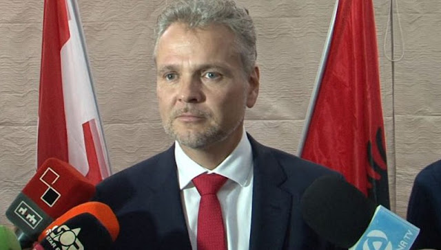 Shkodra Mayor: we must be governed by international commission; Austrian ambassador: we're not in 1913