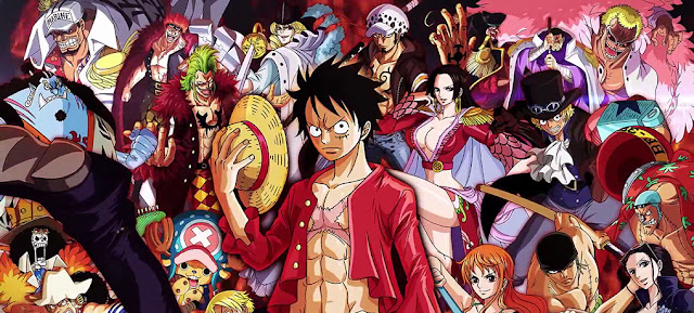Top 10 Strongest Characters Of  One Piece