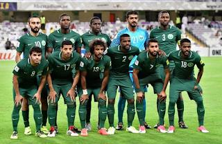 Saudi Arabia football squad 2018 FIFA