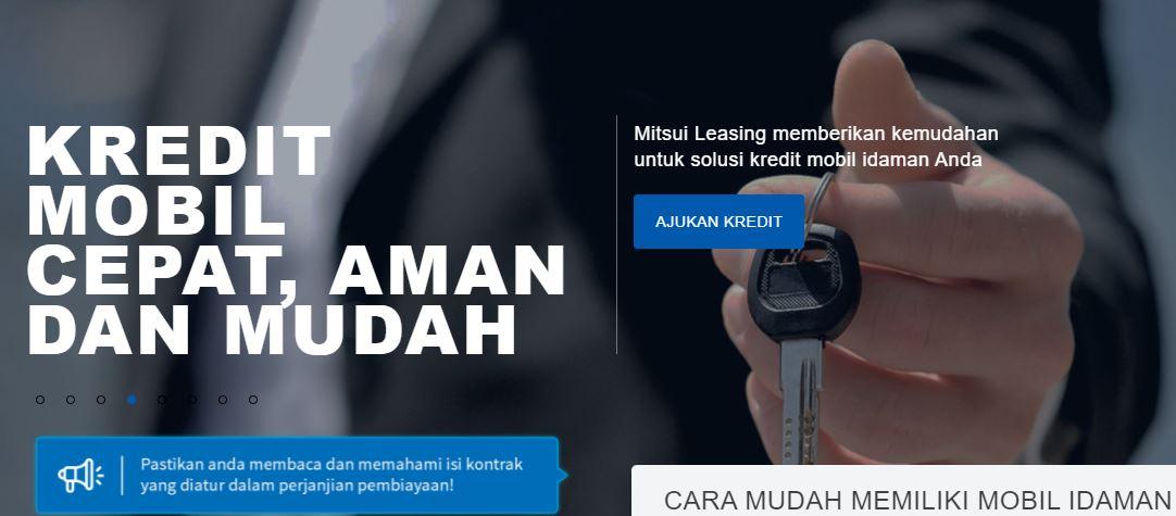 Alamat Lengkap dan Nomor Telepon Mitsui Leasing Seluruh Indonesia