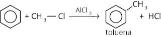 reaksi pembuatan alkil benzena