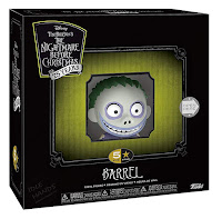 Funko 5 Star Nightmare Before Christmas Figures Barrel 001