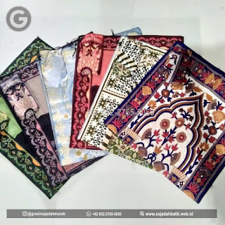 jual sajadah batik jakarta | +62 852-2765-5050