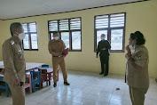 Sidak di Beberapa Sekolah,Wongkar Ingatkan Penerima DAK Harus Dipakai Tepat Sasaran