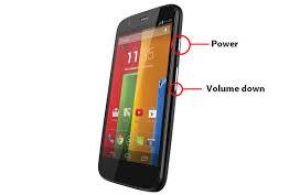 Cara Mengambil Screenshot diHand Phone Android Anda 2