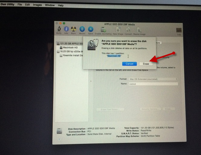 OS X 10.10 Installation On Mac