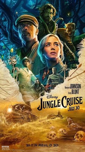 Jungle Cruise 2021 WEB-DL 1080p Latino Descargar