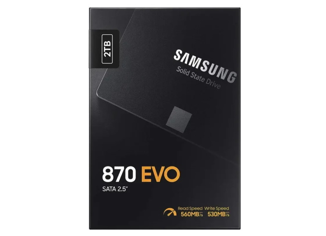 Samsung 870 EVO 2TB
