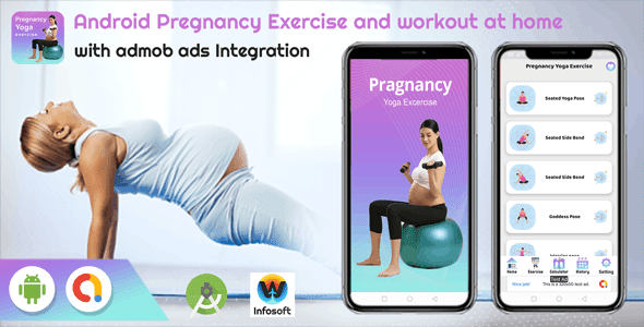 Android Pregnancy Exercise and workout at home (fitness app) v1.0