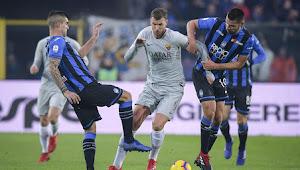 Prediksi Skor Atalanta Vs AS Roma  21 Desember 2020