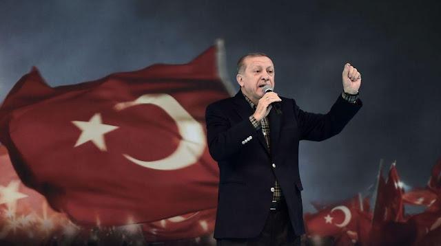 Κάτι τρέχει με τον Ερντογάν και τους τρεις «Μεγάλους» της Ευρώπης
