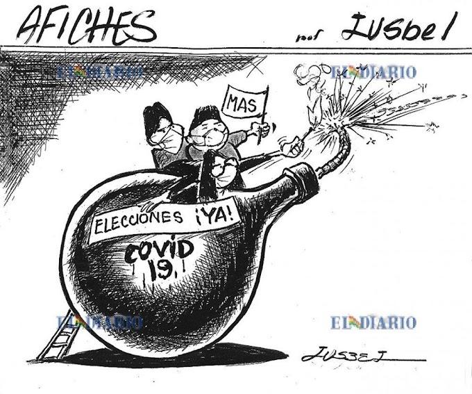 Bolivia Toons: Junio 2020