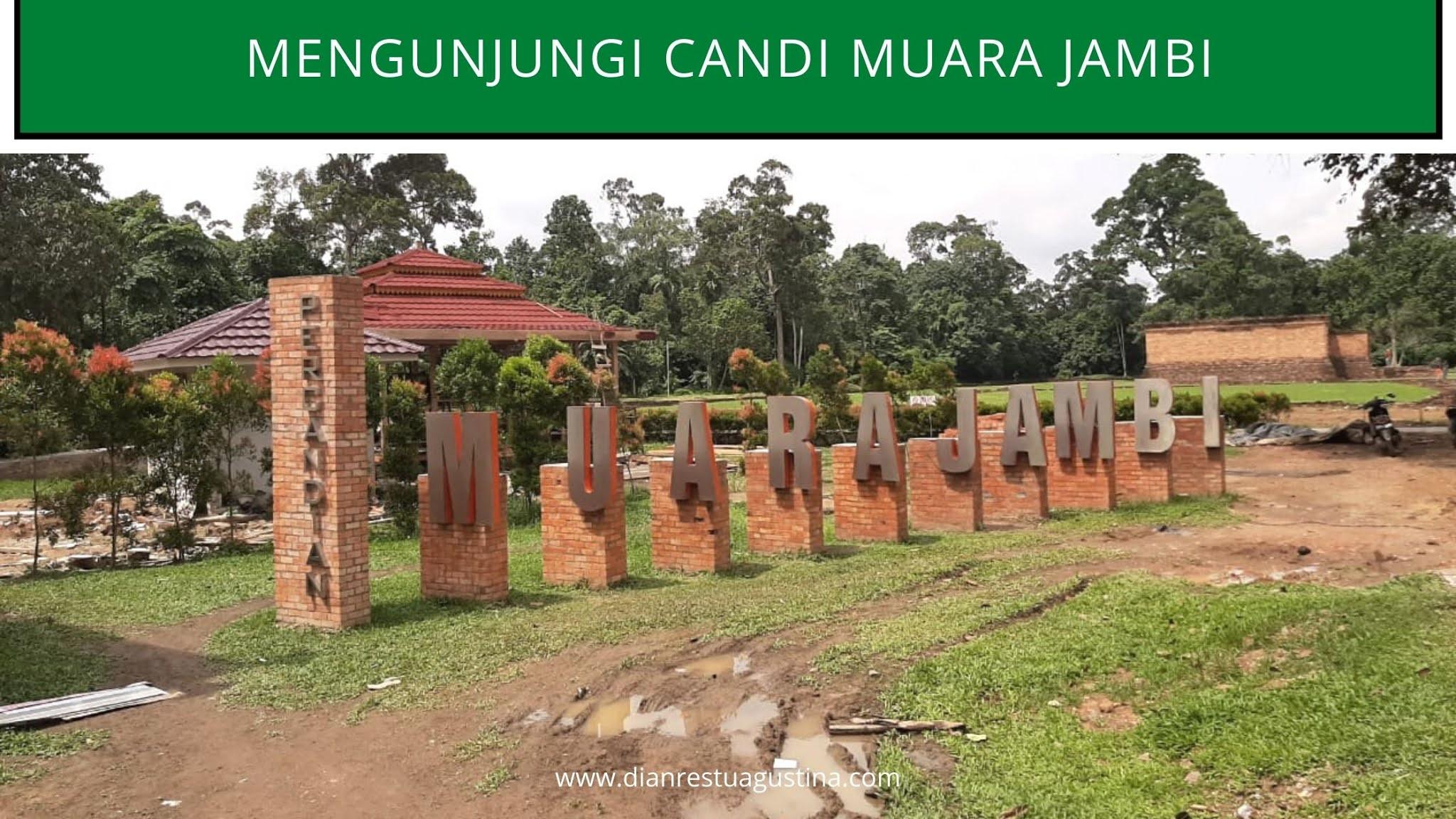 Candi Muara Jambi