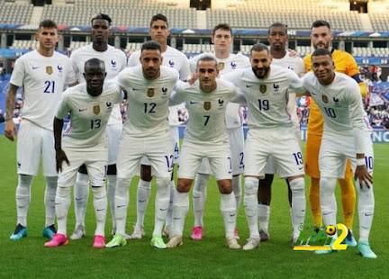 موعد مباراة بلجيكا و فرنسا من دوري الأمم الأوروبية