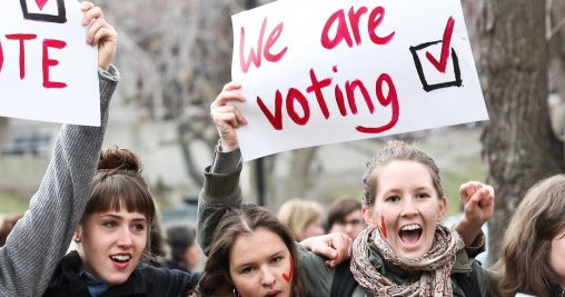 is voting for young people Many students are new to voting and aren't aware of the process in 2008, 21% of young people ages 18-29 said they weren't registered to vote because they missed the registration deadline.