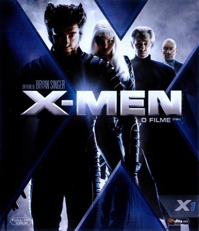X-Men: O Filme Torrent - BluRay 720p/1080p Dual Áudio