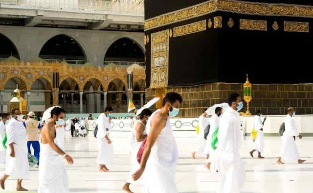 , 10,000 Riyals Fine for entering Holy sites without Permit during Hajj 2021