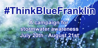 #ThinkBlueFranklin Contest starts - get your camera ready!