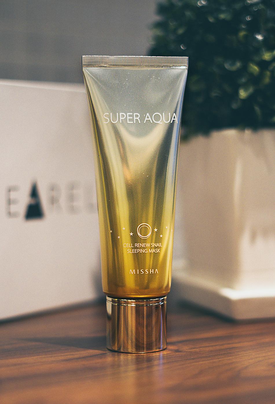 Missha kokemuksia arvostelu super aqua holika holika blogi nettikauppa klairs soothing cream korealainen kosmetiikka