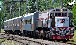 Los trenes de la provincia, sin fecha de retorno