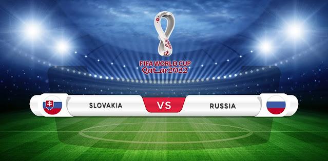 Slovakia vs Russia Prediction & Match Preview