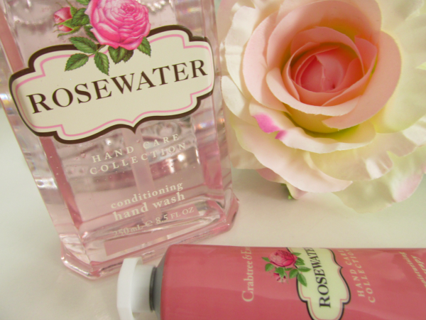 Review: Crabtree & Evelyn Rosewater - Hand Wash & Hand Cream