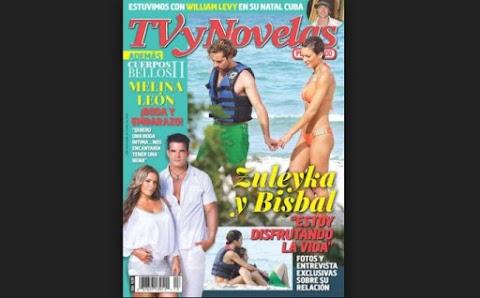 Lo Se Todo Da Noticia Zuleyca Rivera y David Bisbal En Hotel NY