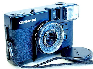 Olympus Pen EF, View